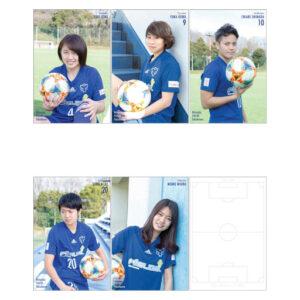 選手ポストカード(2019開幕記念・数量限定)